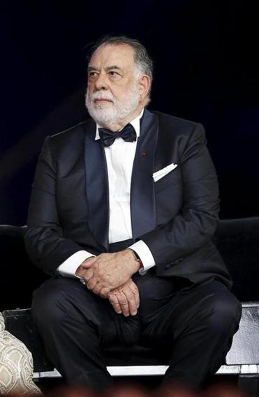 Jury President U.S. film director Francis Ford Coppola attends the 15th Marrakech International Film Festival opening ceremony in Marrakesh, Morocco, December 4, 2015. REUTERS/Youssef Boudlal