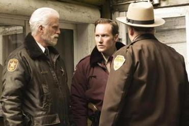 "From left: Ted Danson and Patrick Wilson in ""Fargo."""