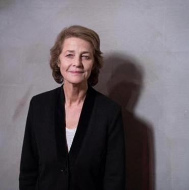"Charlotte Rampling is nominated for an Academy Award this year for her performance in ""45 Years."""