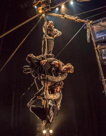 """Machine de Cirque""  will run Sept. 21-Oct. 2."
