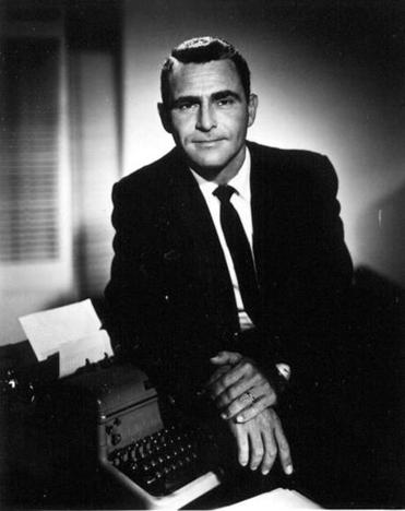 "New Year's TV marathons include Rod Serling's ""Twilight Zone."""