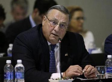 Paul LePage's documents don't back up claims on blacks, Hispanics