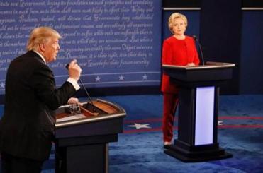 Fact checking the presidential debate