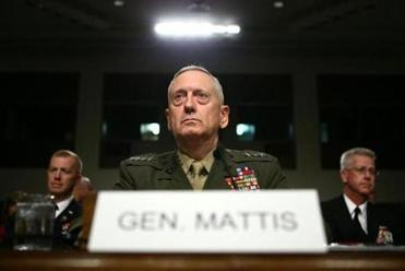 Looking at the real James 'Mad Dog' Mattis
