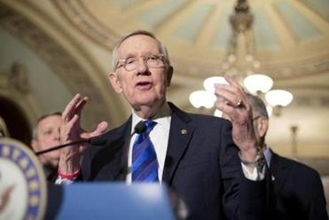 Hillary Clinton, Joe Biden to headline tribute to Harry Reid
