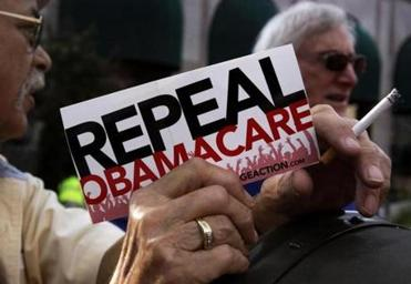 How to save Obamacare? Repeal it