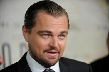Actor, environmentalist Leonardo DiCaprio meets with Donald Trump