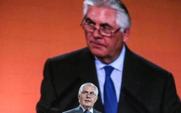 Trump expected to pick Tillerson as secretary of state