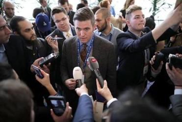 White nationalist says he was kicked out of CPAC