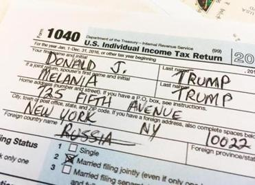 States can lead the way in getting Trump, and other candidates, to disclose tax returns