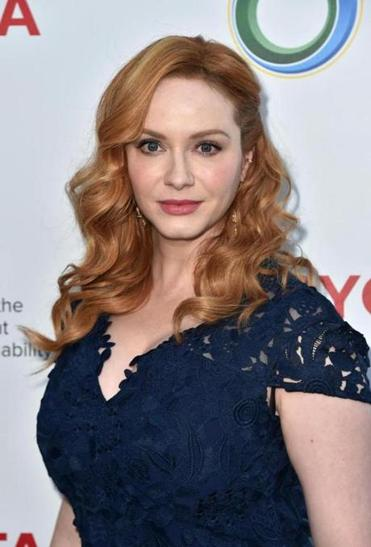 "Christina Hendricks will star in ""The Burning Woman."""