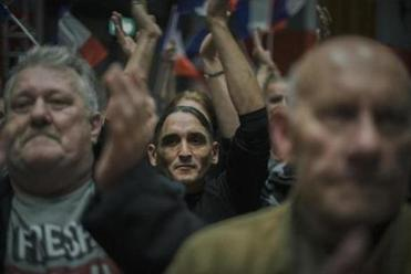 Nationalists are riding a wave of emotion