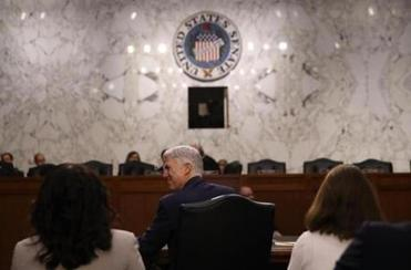 Delay likely after Senate panel meets on Supreme Court nominee