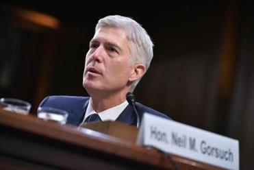Gorsuch's narrow view of the law has cruel consequences