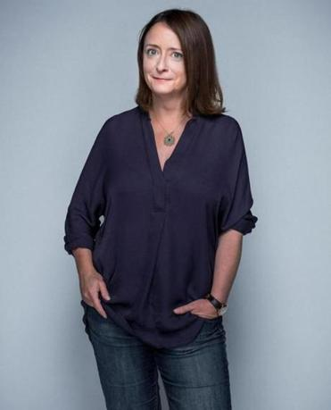 "With her father around, comedy ""was just in the air. He was joyous about everything,"" Rachel Dratch (pictured) said."