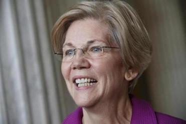 Warren 'troubled' by $400,000 Wall Street speaking fee for Obama