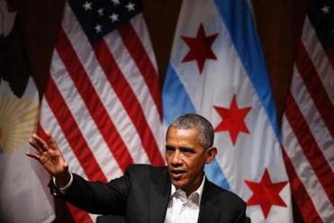 Obama talks youth leadership post presidency