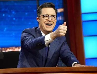 FCC: No punishment for Stephen Colbert's crude Trump joke