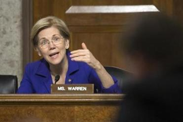 Warren pushes for records from Trump appointee with ties to for-profit college