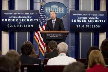 The budget process was broken before Trump