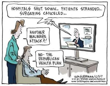 Problems for health care