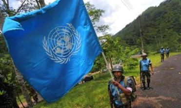 UN peacekeepers are an investment in global peace, security, and prosperity