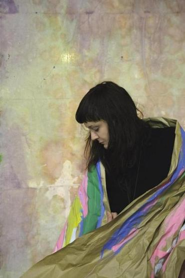 Land of Talk, fronted by Elizabeth Powell (above), will play at the Brighton Music Hall.