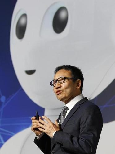 "SoftBank president Ken Miyauchi, in a statement, called Cybereason's products ""truly amazing."""