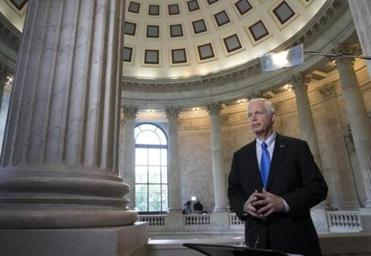 'They're trying to jam this thing through,' GOP senator says of health bill