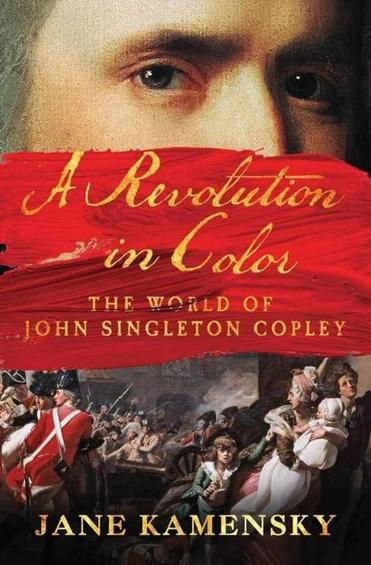 "16socalendar - The Scituate Art Matters Book Club discusses ""A Revolution in color: The World of John Singleton Copley."" (Scituate Arts Association)"