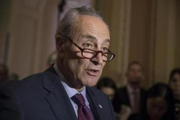 Schumer says Trump firing of Mueller would be a GOP tipping point
