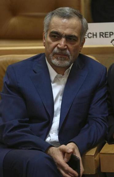 Hossein Fereidoun was detained for unspecified financial crimes, a judicial spokesman said. Fereidoun is a close adviser of the president and was involved in the negotiations that led to the nuclear deal with world powers.
