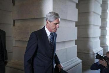 Wary of Mueller, Trump's team is investigating his investigators