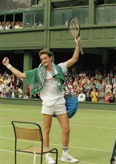 Mr. Doohan earned the nickname ''the Becker Wrecker'' by stunning the defending champion, Boris Becker, in 1987.