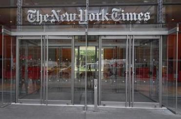 New York Times asks 'Fox & Friends' for apology