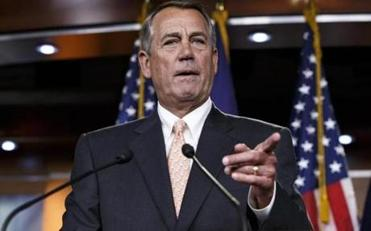 Boehner predicts Republicans will 'never' repeal and replace Obamacare
