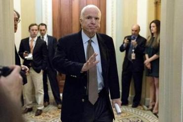 McCain to return to Senate on Tuesday