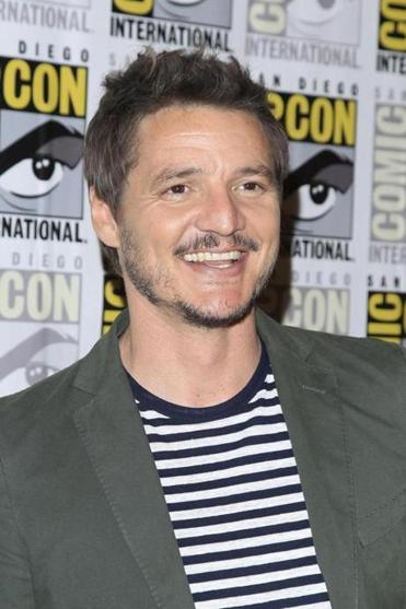 Pedro Pascal attended Comic-Con in San Diego last month.