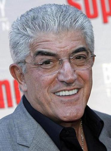 Frank Vincent attends HBO's World Premiere of two new episodes of 'The Sopranos' at Radio City Music Hall in New York City in March 2007.