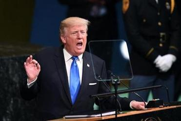 The UN speech Trump wished he delivered