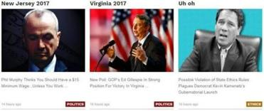 Republican governors get into the 'news' business