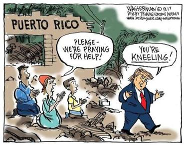 Disaster in Puerto Rico