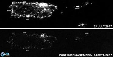 Trump tweets Puerto Rico in 'deep trouble' as storm adds to debts