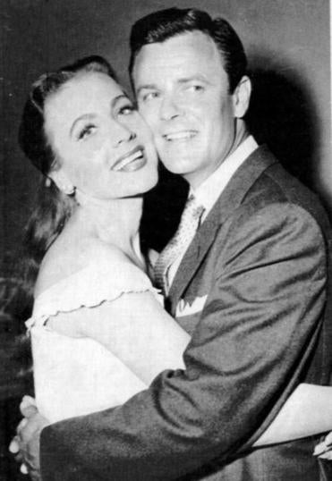 "Ms. Jeffreys starred opposite her husband, Robert Sterling, in 1950s television series ""Topper."""