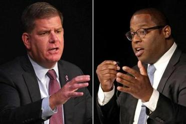 Marty Walsh dominates Tito Jackson in new poll