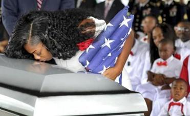 'Why can't you remember his name?' — soldier's widow describes Trump call