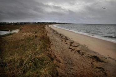 Sand in the gears of climate change