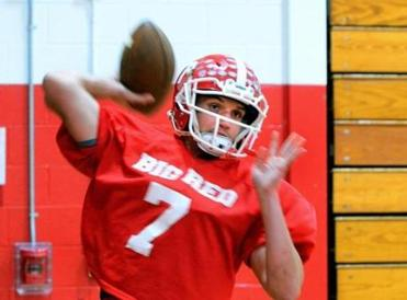"North Attleborough quarterback Chad Peterson (12 passing TDs, 9 rushing TDs) said his teammates will have a sense of urgency Saturday. ""We all now it's either now or never,'' he said."
