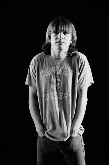 Malcolm Young in 1979.