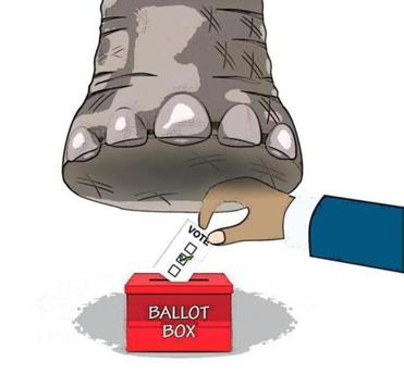 The very real threat of voter suppression
